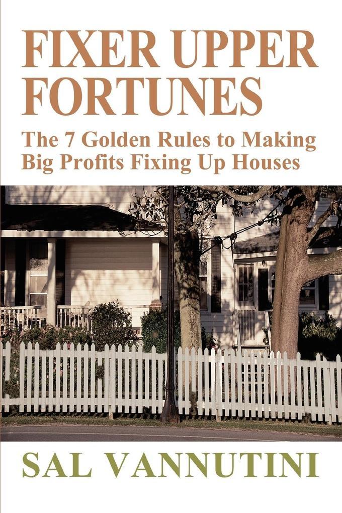 Fixer Upper Fortunes als Taschenbuch