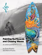 Painting Surfboards and Chasing Waves: An Artist's Journey to Success