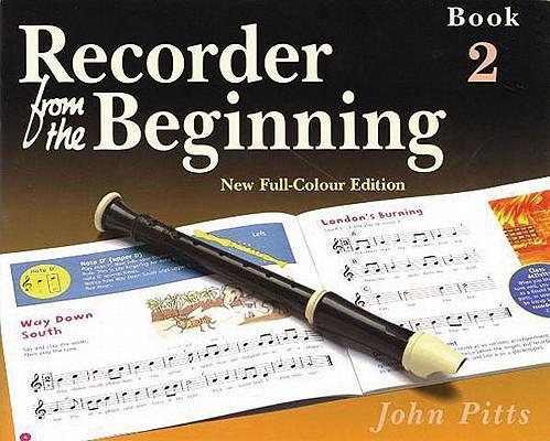 Recorder from the Beginning - Book 2 als Taschenbuch