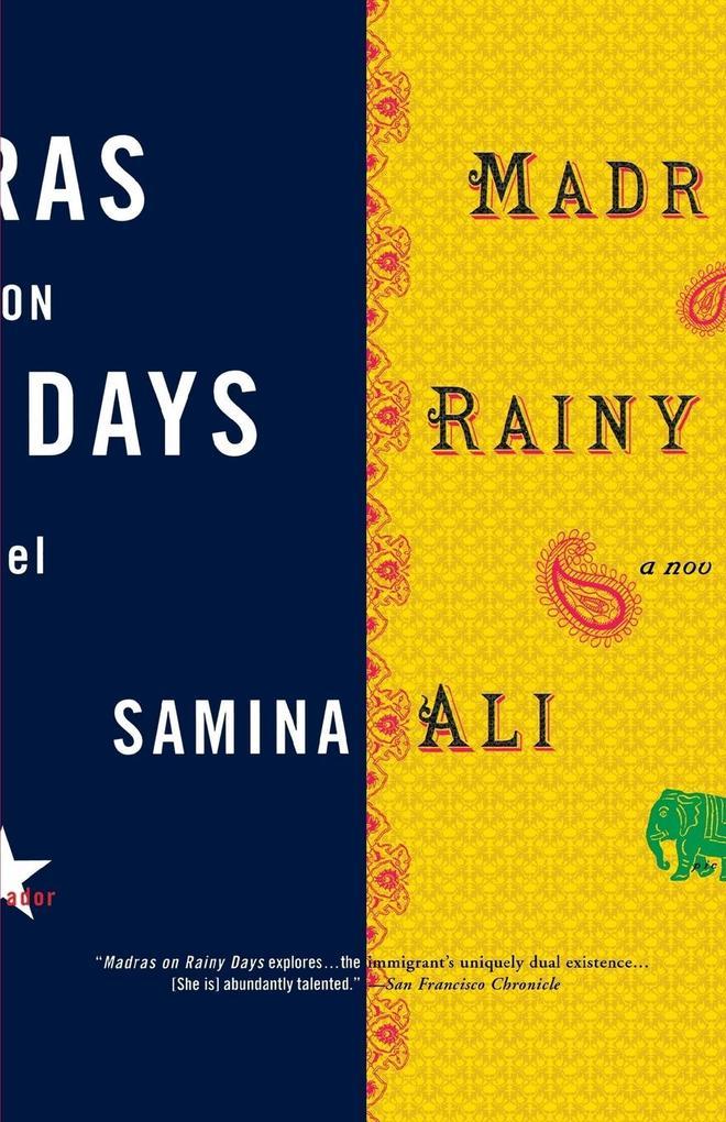 Madras on Rainy Days als Taschenbuch