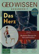 GEO Wissen Gesundheit mit DVD 11/19 - Das Herz