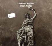 Stimmen Bayerns: München
