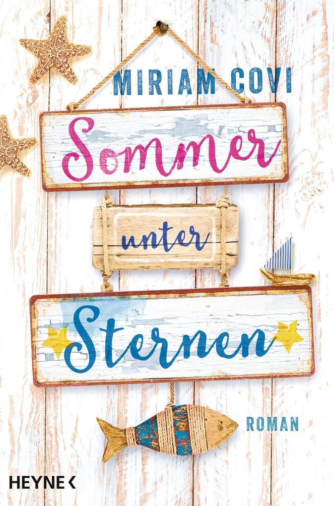 Sommer unter Sternen als eBook epub