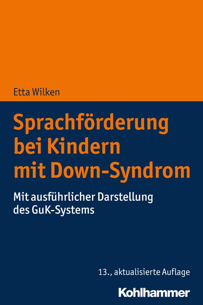 Sprachförderung bei Kindern mit Down-Syndrom als eBook epub