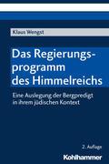 Das Regierungsprogramm des Himmelreichs