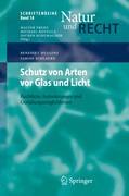 Schutz von Arten vor Glas und Licht