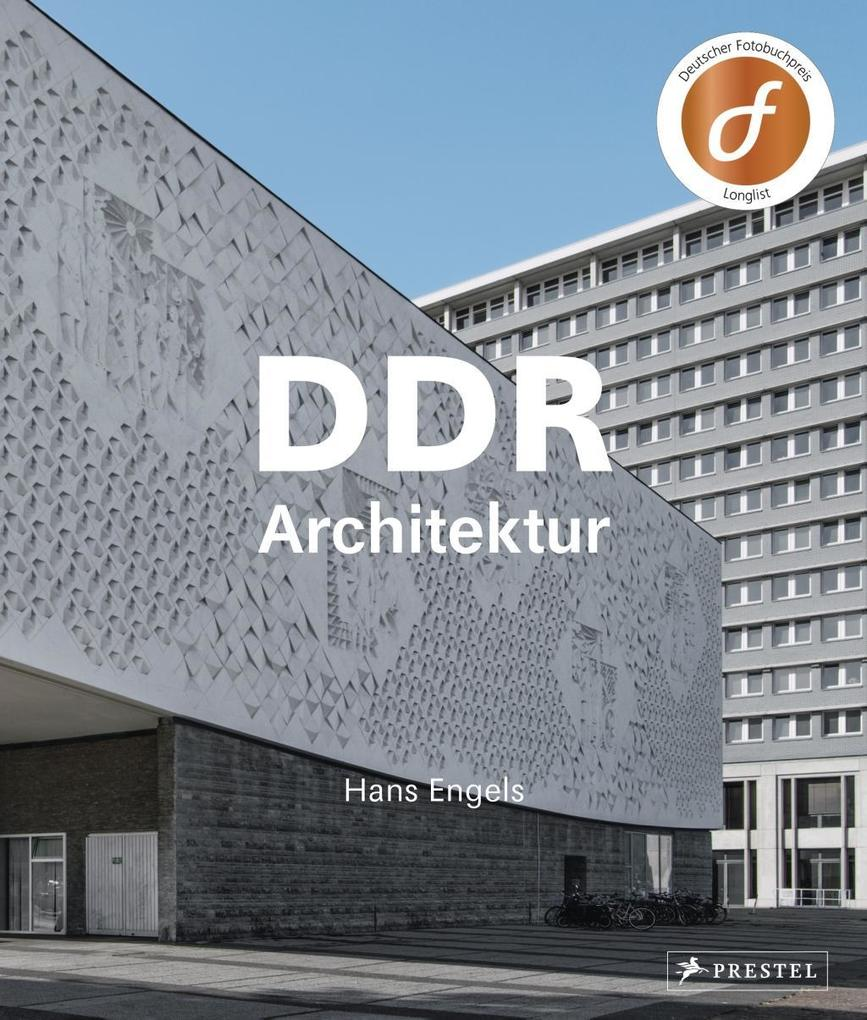 DDR-Architektur als Buch (gebunden)