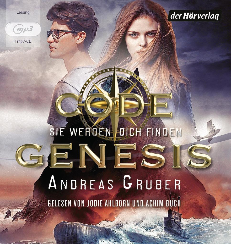 Code Genesis - Sie werden dich finden als Hörbuch CD