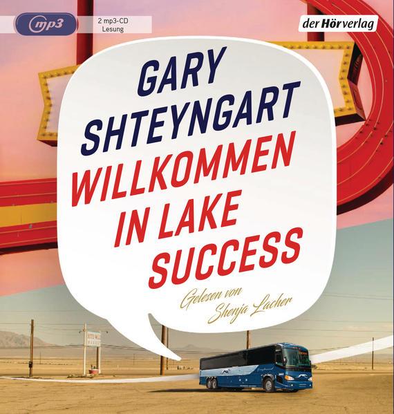 Willkommen in Lake Success als Hörbuch CD