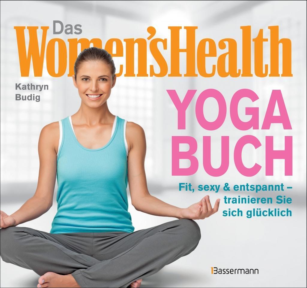 Das Women's Health Yoga-Buch als Mängelexemplar