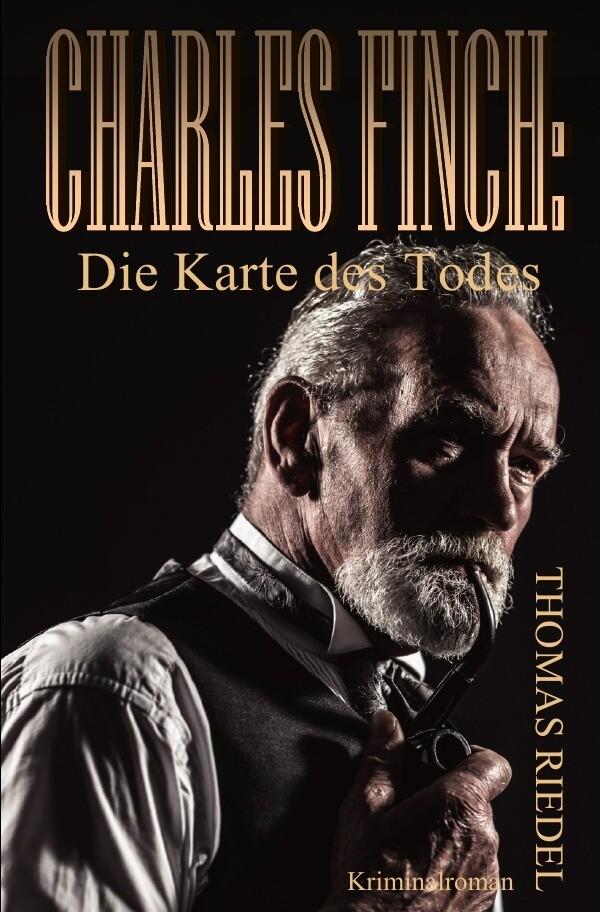 Charles Finch: Die Karte des Todes als Buch (kartoniert)