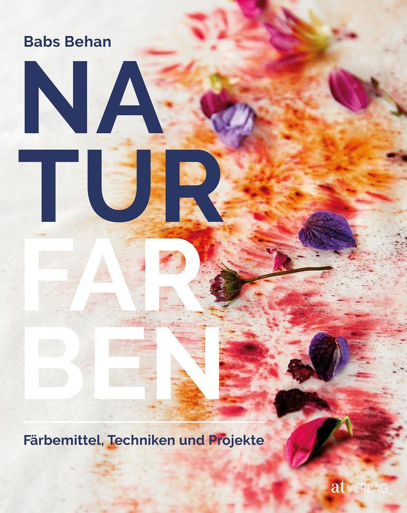 Naturfarben als Taschenbuch