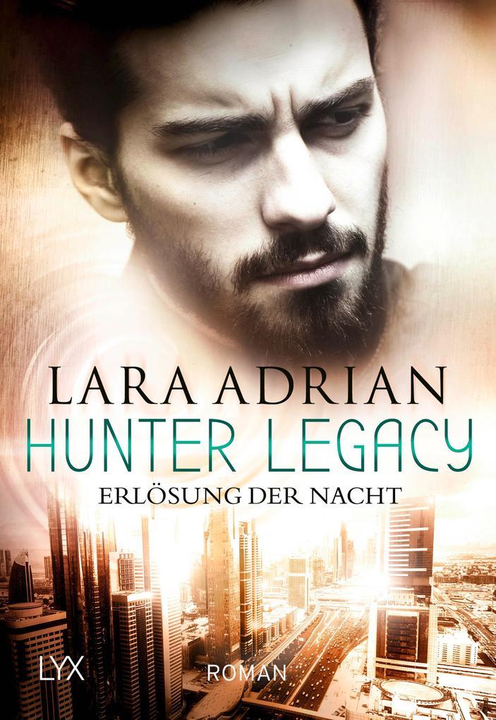 Hunter Legacy - Erlösung der Nacht als Taschenbuch