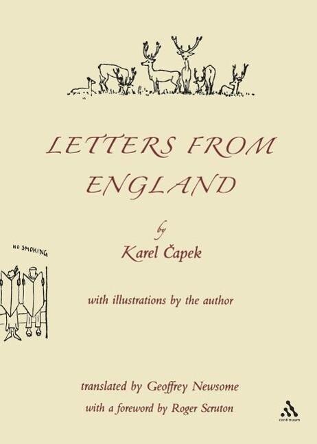 Letters from England als Taschenbuch