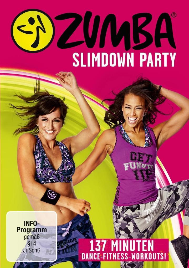 Zumba Slimdown Party als DVD