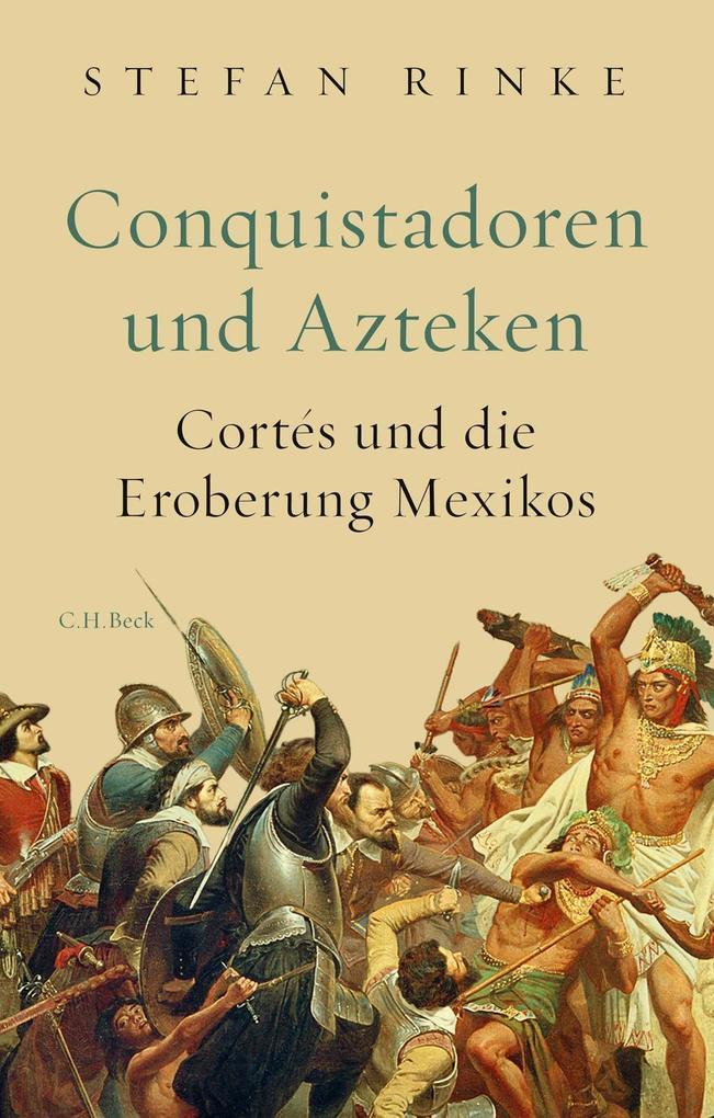 Conquistadoren und Azteken als Buch (gebunden)