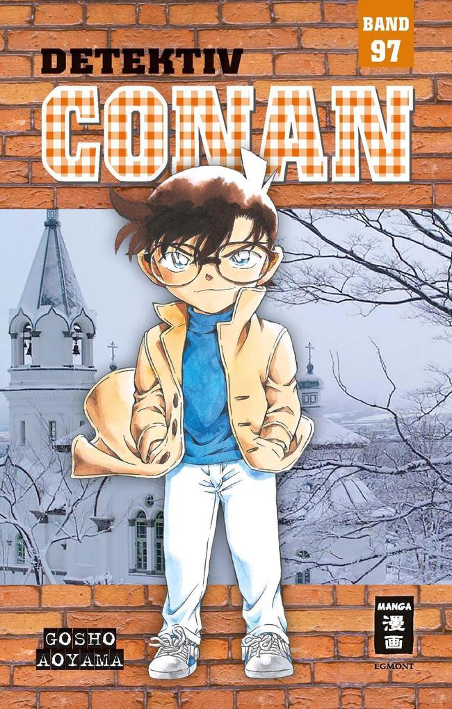 Detektiv Conan 97 als Taschenbuch