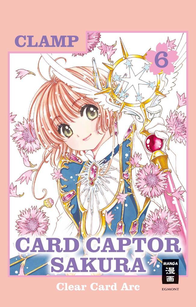 Card Captor Sakura Clear Card Arc 06 als Taschenbuch