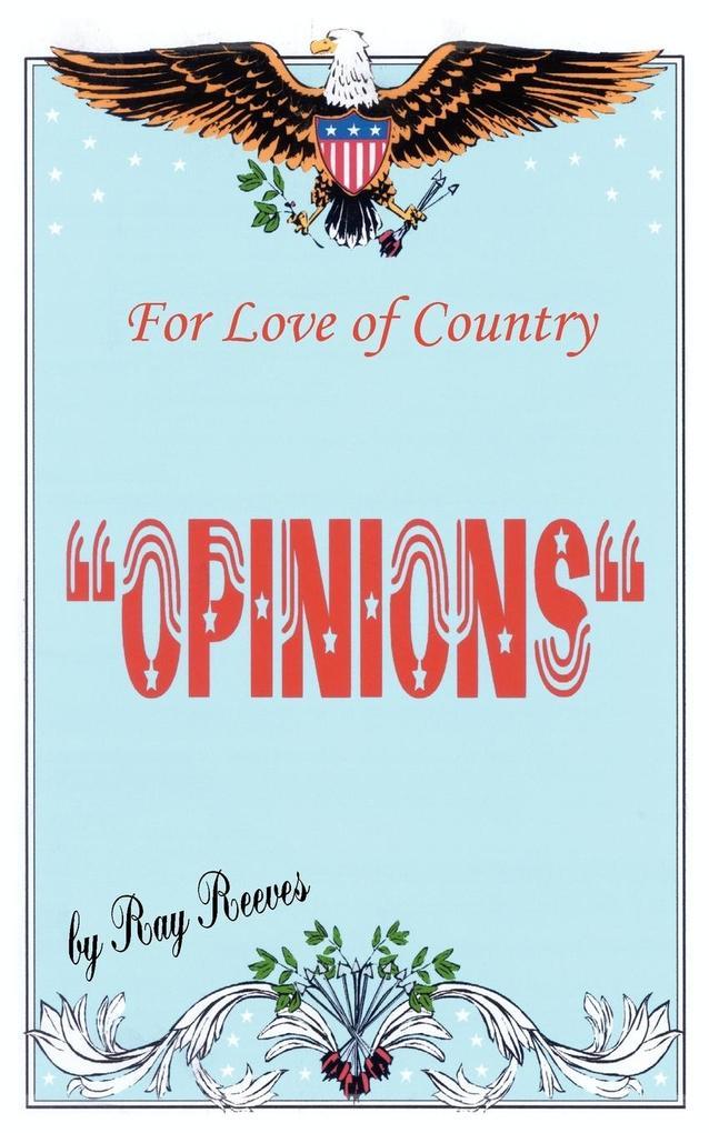 For Love Of Country als Taschenbuch