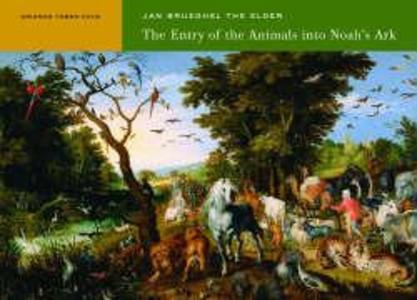 Jan Brueghel the Elder: The Entry of the Animals Into Noah's Ark als Taschenbuch