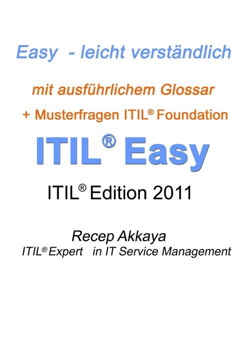 ITIL® Easy als eBook epub