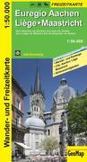 Euregio Aachen, Liege, Maastricht 1:50.000 Wander- und Freizeitkarte