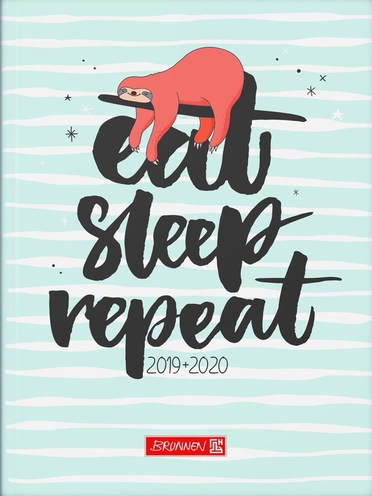 BRUNNEN Schülerkalender 2019/20 Fauli als Kalender