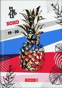 BRUNNEN Schülerkalender 2019/20 Pineapple