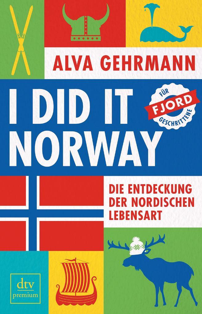 I did it Norway! als Buch (kartoniert)