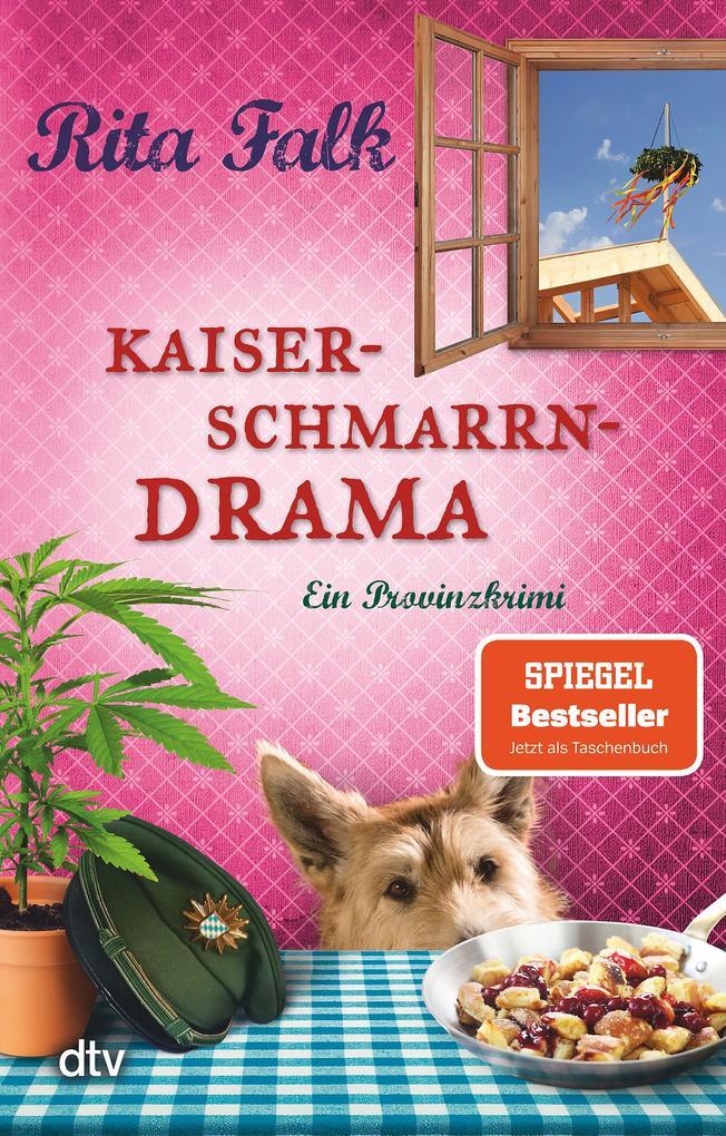 Kaiserschmarrndrama als Taschenbuch