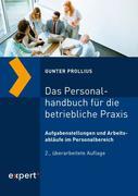 Das Personalhandbuch für die betriebliche Praxis
