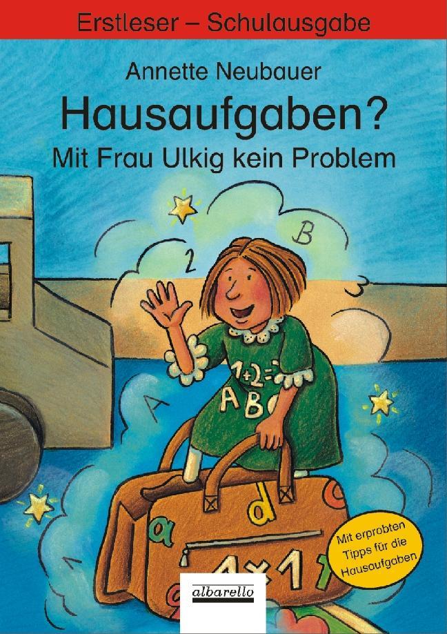 Hausaufgaben? Mit Frau Ulkig kein Problem als Buch (kartoniert)