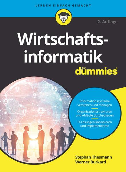 Wirtschaftsinformatik für Dummies als Buch