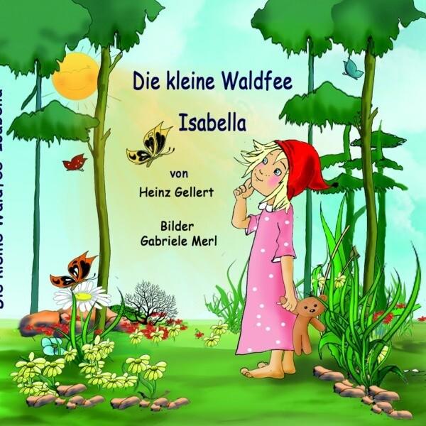 Die kleine Waldfee Isabella als Buch (kartoniert)