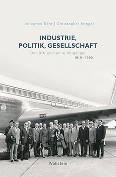Industrie, Politik, Gesellschaft als Buch (gebunden)