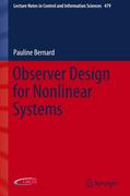 Observer Design for Nonlinear Systems