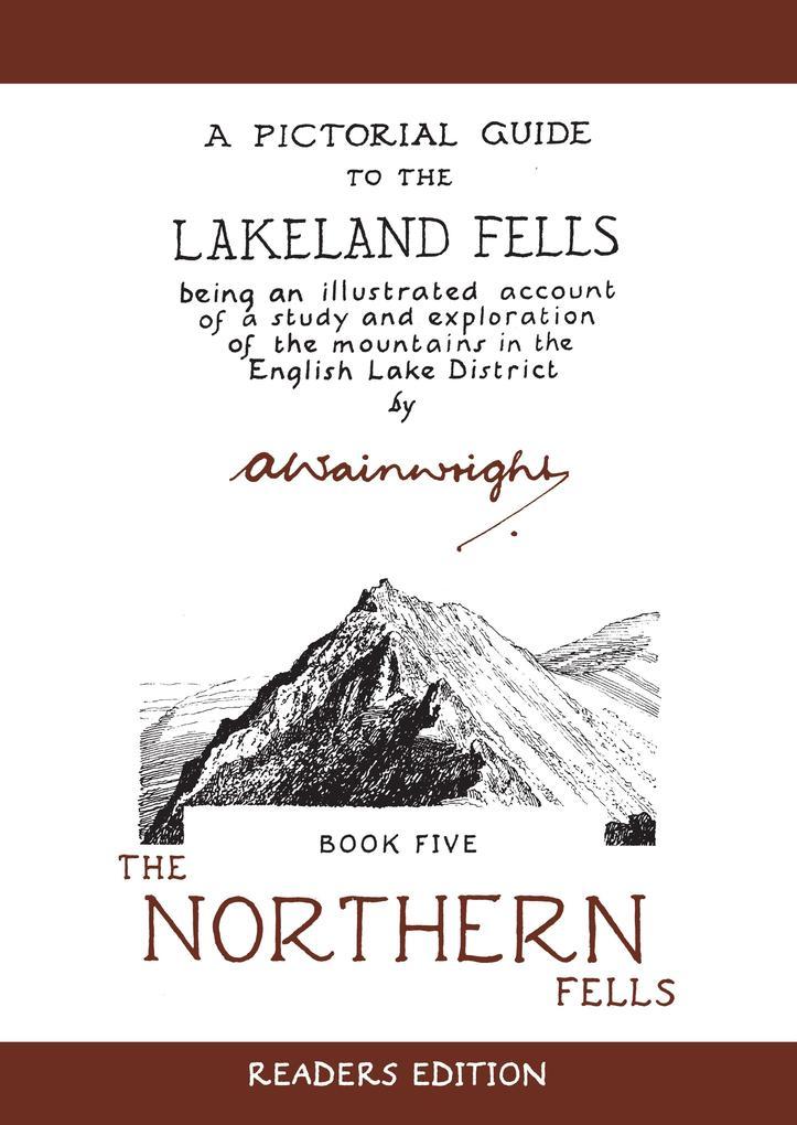 The Northern Fells als Buch (gebunden)