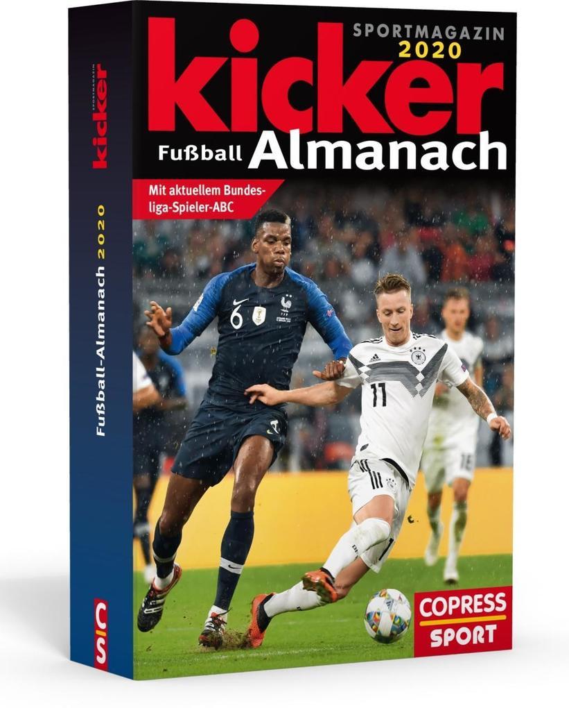 Kicker Fußball-Almanach 2020 als Buch (kartoniert)