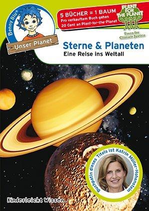 Benny Blu - Sterne & Planeten als Buch (kartoniert)