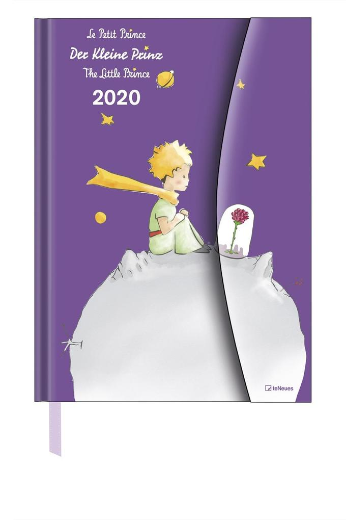 Der kleine Prinz 2020 Taschenkalender als Kalender