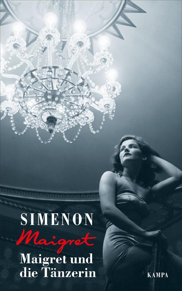 Maigret und die Tänzerin als Buch (gebunden)