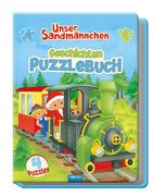 Trötsch Unser Sandmännchen Geschichten Puzzlebuch