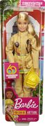 Mattel - Barbie 60th Anniversary Feuerwehrfrau Puppe