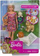 Mattel - Barbie - Hundesitterin und Welpen