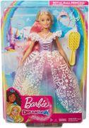 Mattel - Barbie Dreamtopia Ultimate Princess Puppe, blond