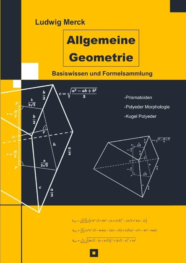 Allgemeine Geometrie als Buch (kartoniert)