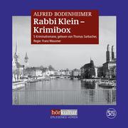 Rabbi Klein - Krimibox