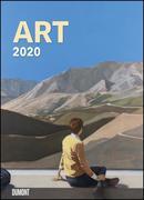 Art Kalender 2020 - Malerei heute - DUMONT Kunst-Kalender - Poster-Format 49,5 x 68,5 cm