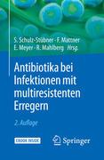 Antibiotika bei Infektionen mit multiresistenten Erregern