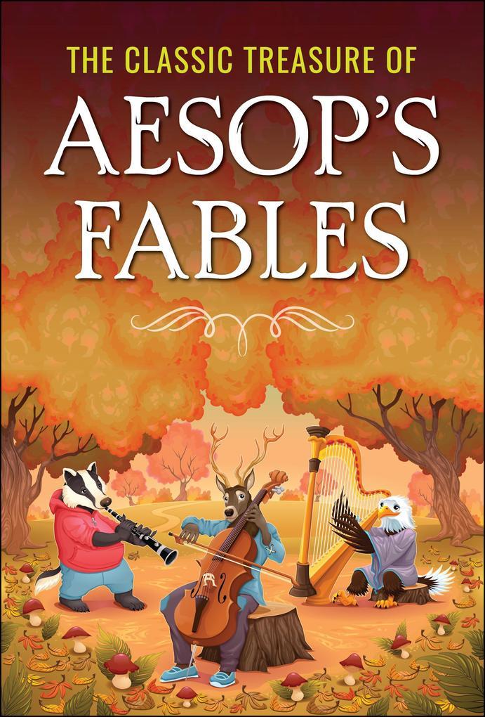 Aesop's Fables als eBook epub